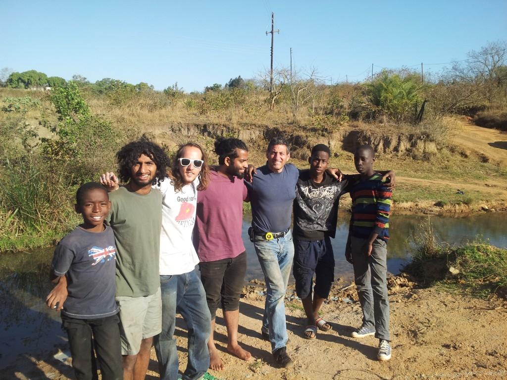 The Swazi, Solar Cities Team.